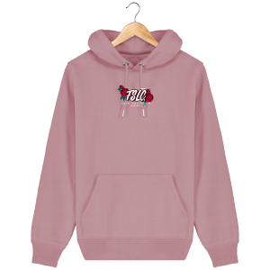 Black Rozes Brodé (Hoodies)