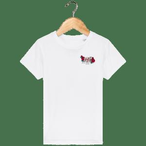 White Rozes Brodé (T-Shirt)