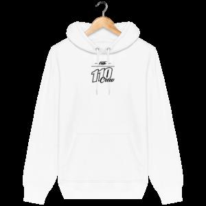 110 CREW WHITE